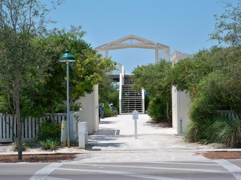 Warm-up Wednesday ~ Seaside, Florida