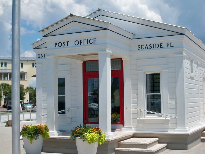 Iconic Post Office