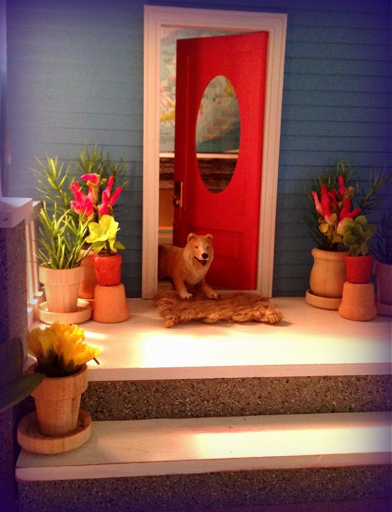 beach doggie welcome ~~~