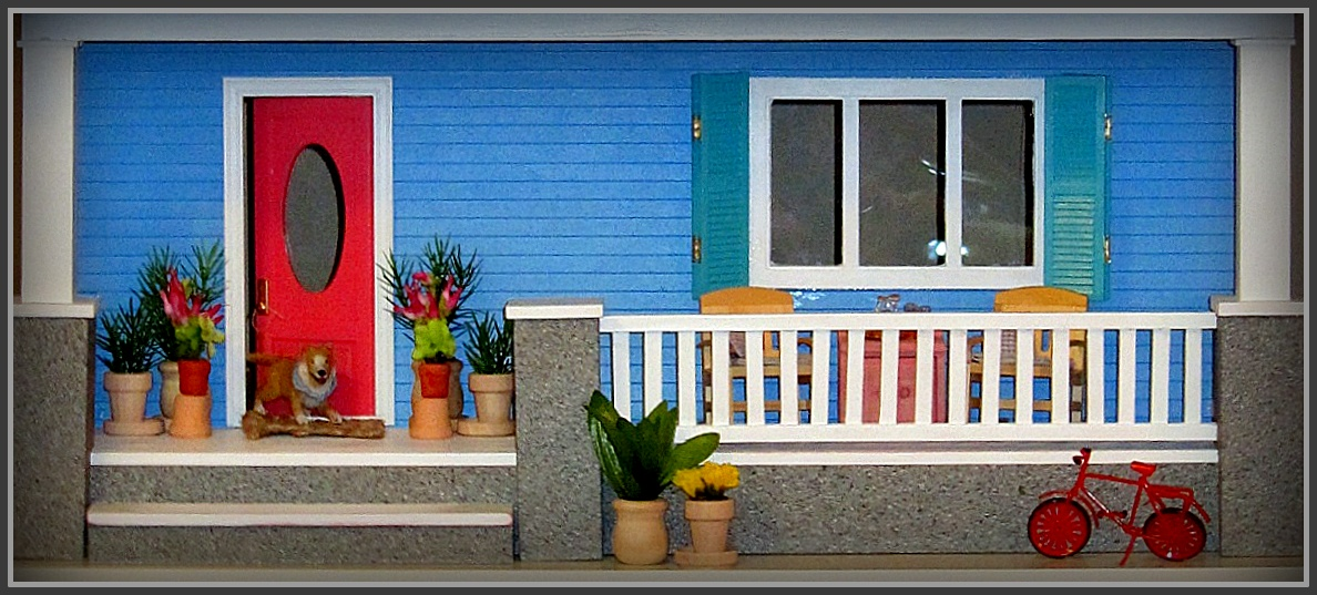 perfect beach cottage ~ part three