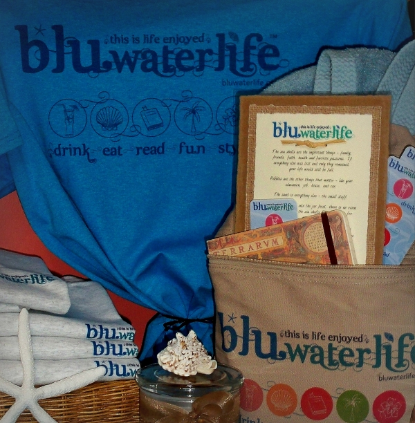 bluwaterlife swag ~ and more to come!