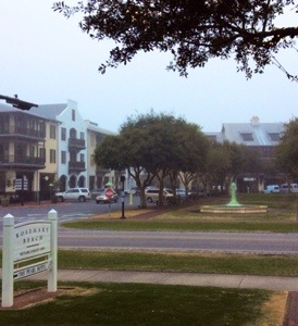 Rosemary Beach ~ North Barrett Square