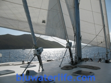 Cuan Law BVI Sailing