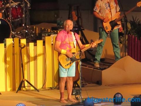 Jimmy Buffett at Chastain Park Atlanta GA
