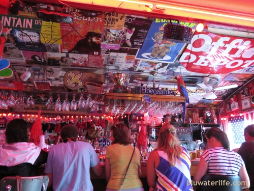 The Red Bar - Grayton Beach
