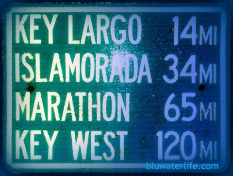Key Largo to Key West roadtrip
