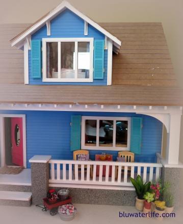 Miniature Beach Cottage