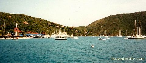 Virgin Gorda North Sound
