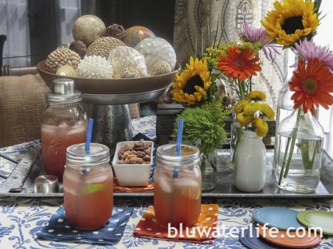 Fall Blog Tour Tablescape
