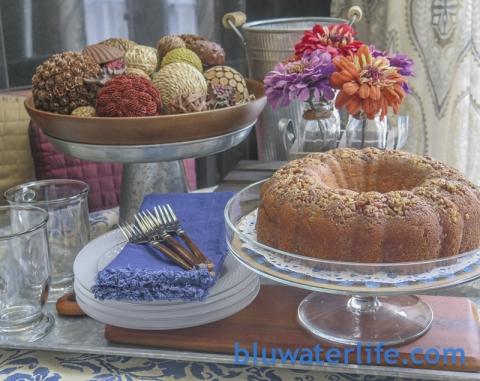 Famous Rum Cake