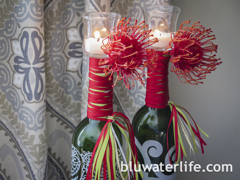 art blossoms ~ protea wines