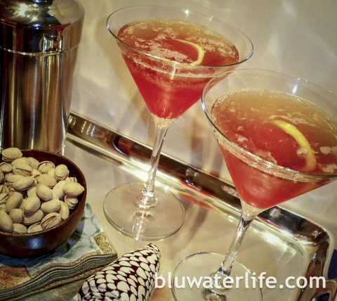 Bittersweet Snapper Cocktail