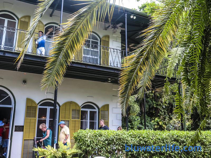 Hemingway House ~ #flkeys