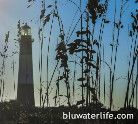 Historic Lighthouse Tybee Island Ga