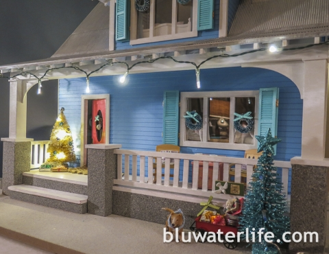 Christmas Beach Cottage