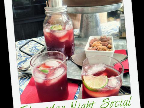 Thursday Night Social on bluwaterlife.com