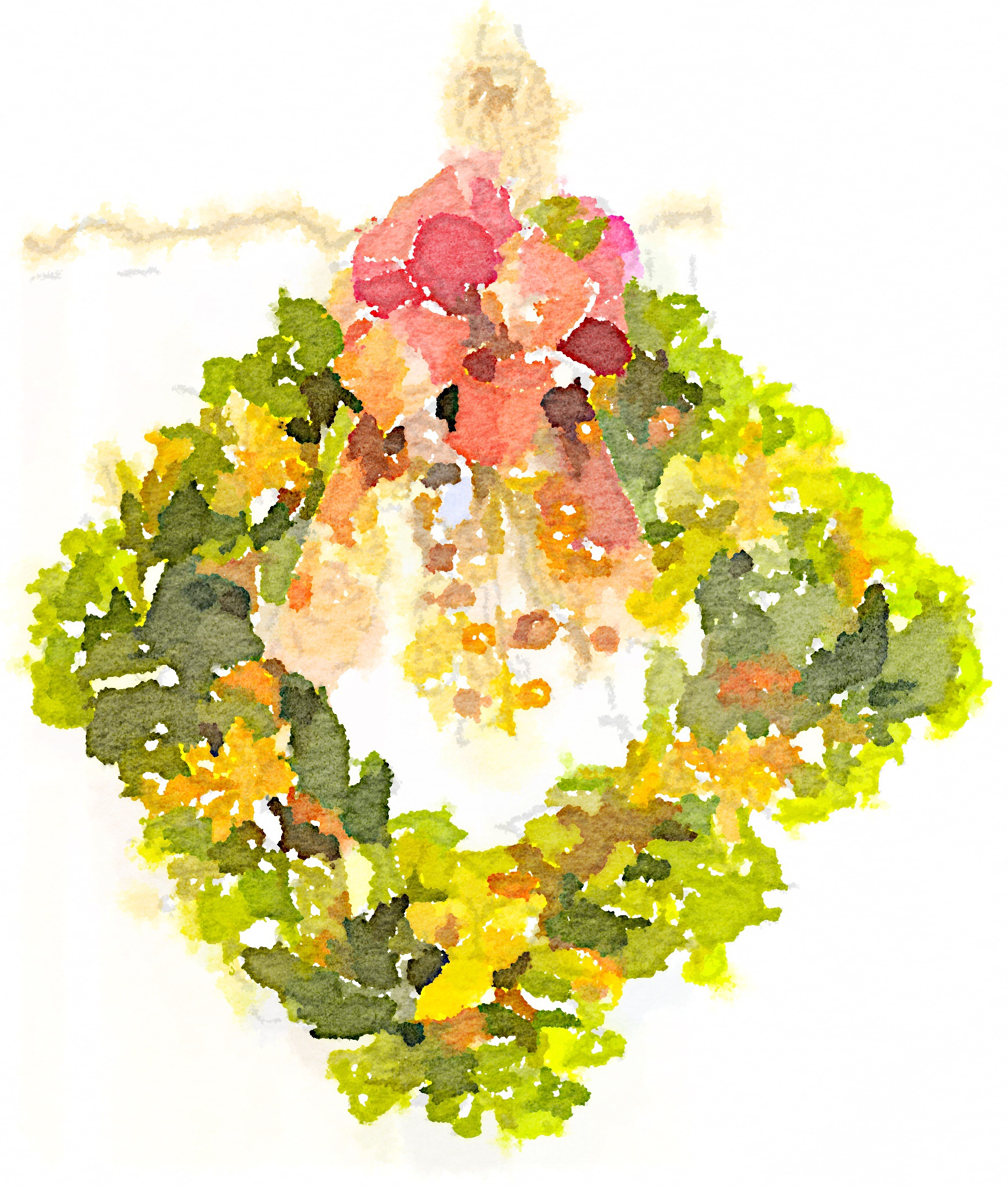 waterlogue christmas ~