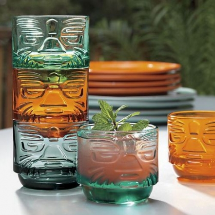 Tiki Barware