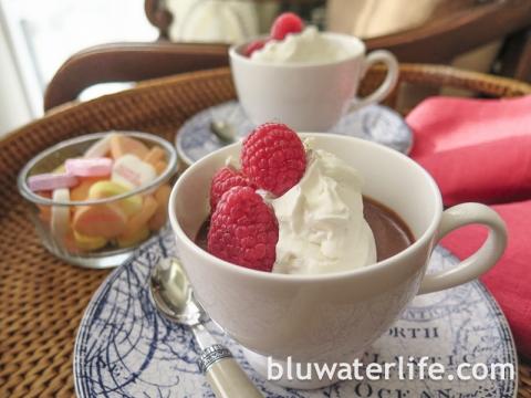 Chocolate Pot de Creme Dessert