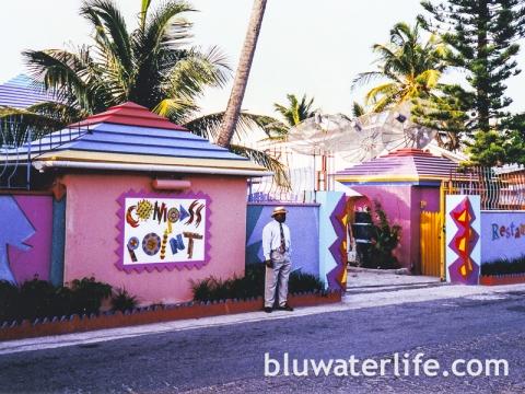 Compass Point, Nassau Bahamas