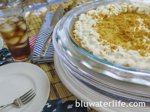 Margaritaville Key Lime Pie