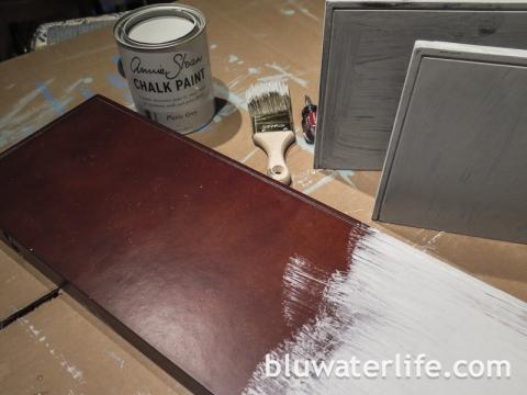 Chalk Paint Bar Cabinet-6