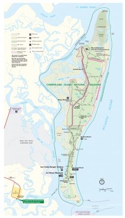 CUIS Park Map