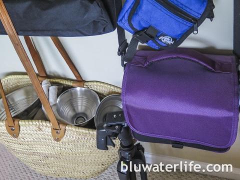 DIY Tripod Carry Bag