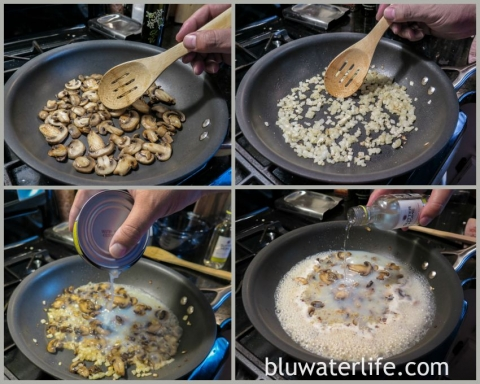 Clam Sauce Step by Step