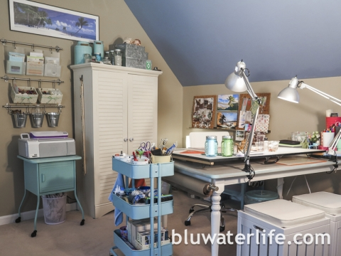 Craft Room Update