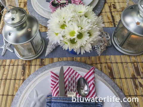 July 4th Tabletop Ideas