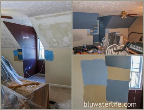 Bonus Room Renovation-