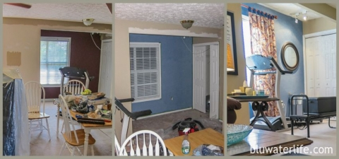 Bonus Room Renovation-
