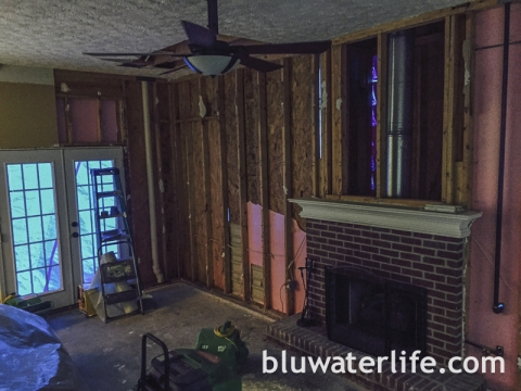 Bluwaterguy House Fire