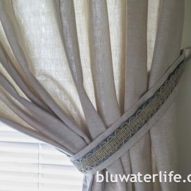 IKEA Lenda curtains ~