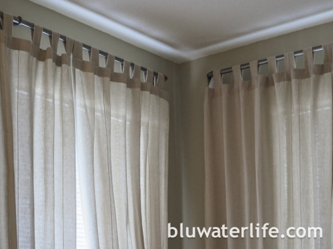 Ikea Lenda Curtains Joy Mangano Steamer