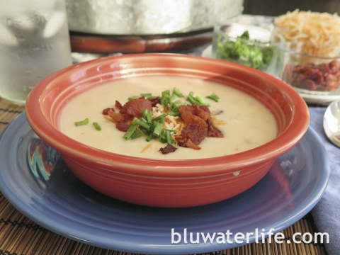 Loaded Potato Soup-2