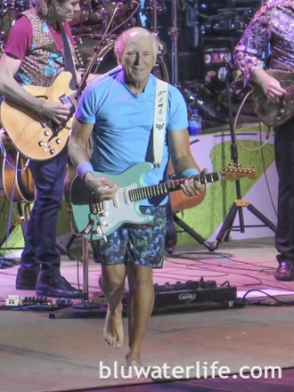 Jimmy Buffett Tour 2016