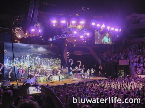 Jimmy Buffett Tour 2016