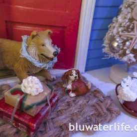 perfect beach cottage ~ christmas 2016
