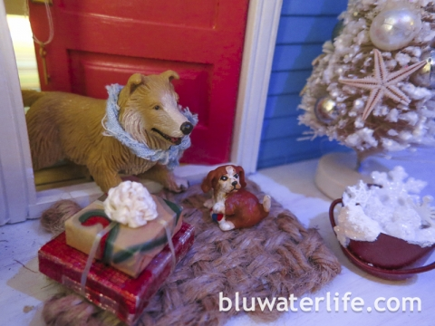 bluwaterlife christmas cottage 2016