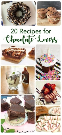 URC chocolate collage photo